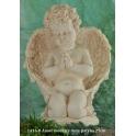 1416-8 Amor modlący duży patyna 27cm