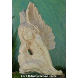 1321-8 Anioła patyna 33cm